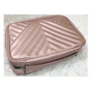 NWOT Light Pink Ulta Makeup Carrying Case